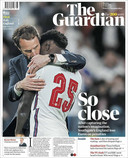 The Guardian over de EK-finale.