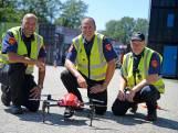 Brandweer Twente: eerste droneteam van Nederland