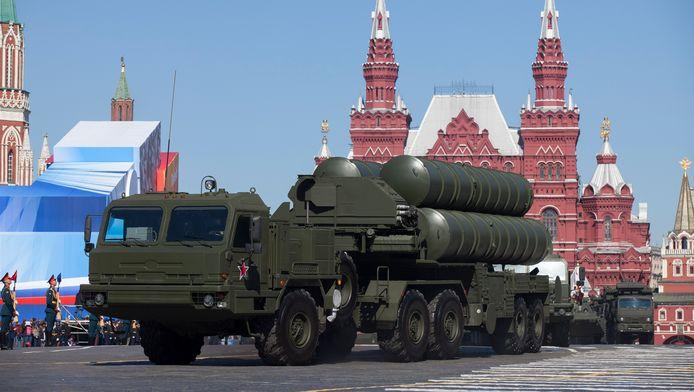 Rusland zei woensdag geavanceerd afweergeschut te zullen sturen naar Syrië.