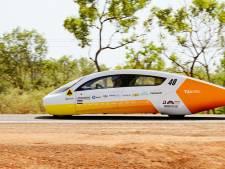 Solar Team Eindhoven weer aan kop in wereldkampioenschap voor zonne-auto's