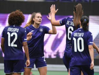 Tessa Wullaert mist intrede bij Anderlecht niet: zes goals in tweede match tegen Zulte Waregem