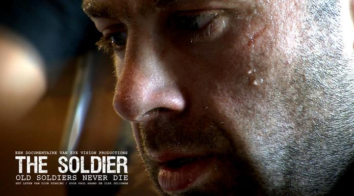 The Soldier, de titel van de documentaire van Dion Staring.