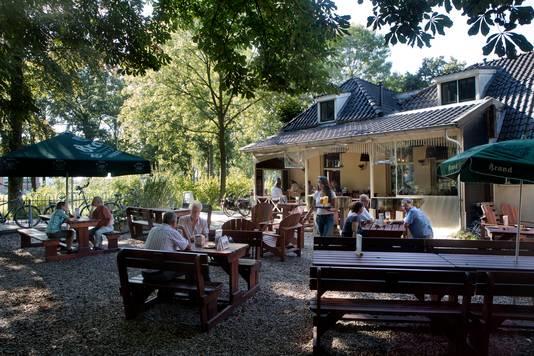 Onder de Linden in Wageningen.