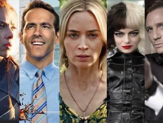 Neem de popcorn er alvast bij: lawine van blockbusters gaat cinemazalen overspoelen