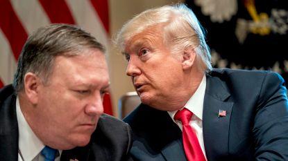 Amerikaanse buitenlandminister Pompeo moet bezoek aan Noord-Korea annuleren van Trump