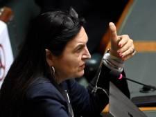 Passe d'armes à la Chambre entre Marie Christine Marghem et sa successeure Tinne Vander Straeten