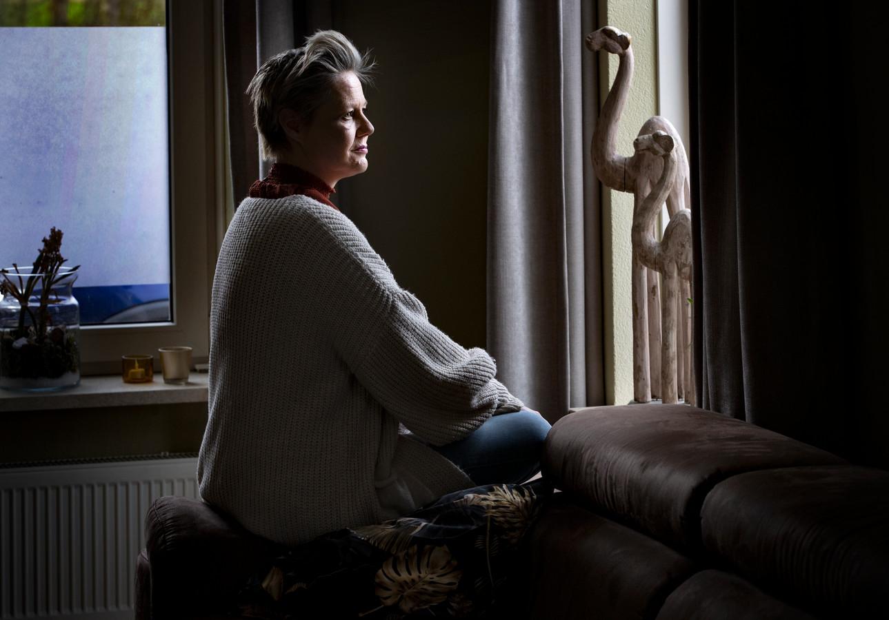 """Petra Veldhoen: ,,Ik heb eindelijk de weg gevonden om niet meer vast te lopen""""."""