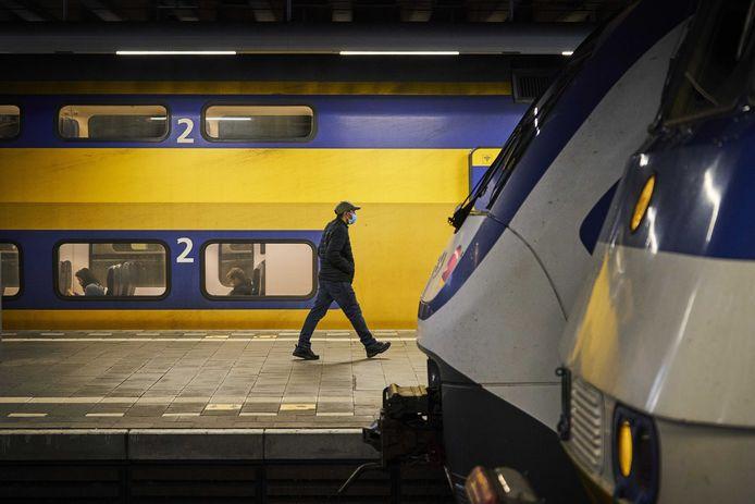 Vertraging voor treinreizigers