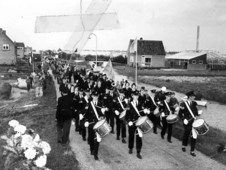 Waarom bewoners in 1964 dolblij waren met de komst van de Paradijsweg in Ter Aar