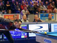 Jean van Erp zet belangrijke stap richting kwartfinale
