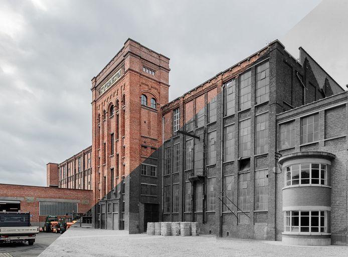 Van de Galveston is één van de iconische fabrieksgebouwen in Gent.