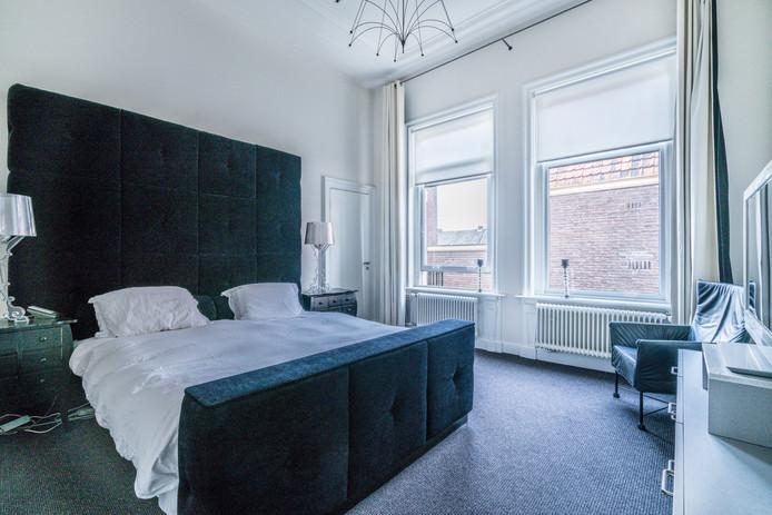 De master bedroom.