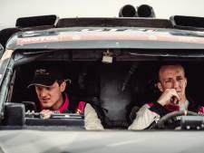 Wouter Rosegaar gaat met Al Qassimi voor top 10 in Dakar Rally