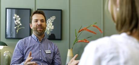 'In het ziekenhuis is het systeem gericht op genezing, maar wat als dat niet meer mogelijk is?'