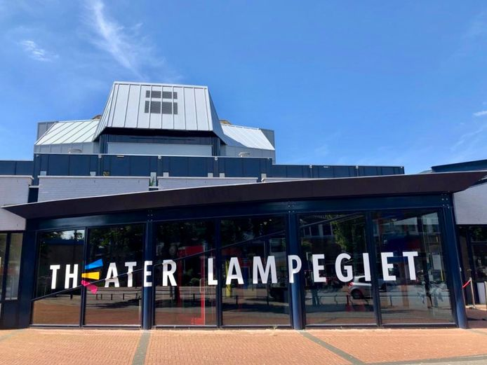 Theater Lampegiet in Veenendaal.