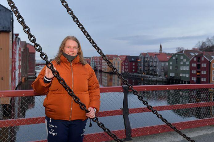 Annick Lipman blijft zeker tot de zomer van 2023 inwoner van Trondheim.