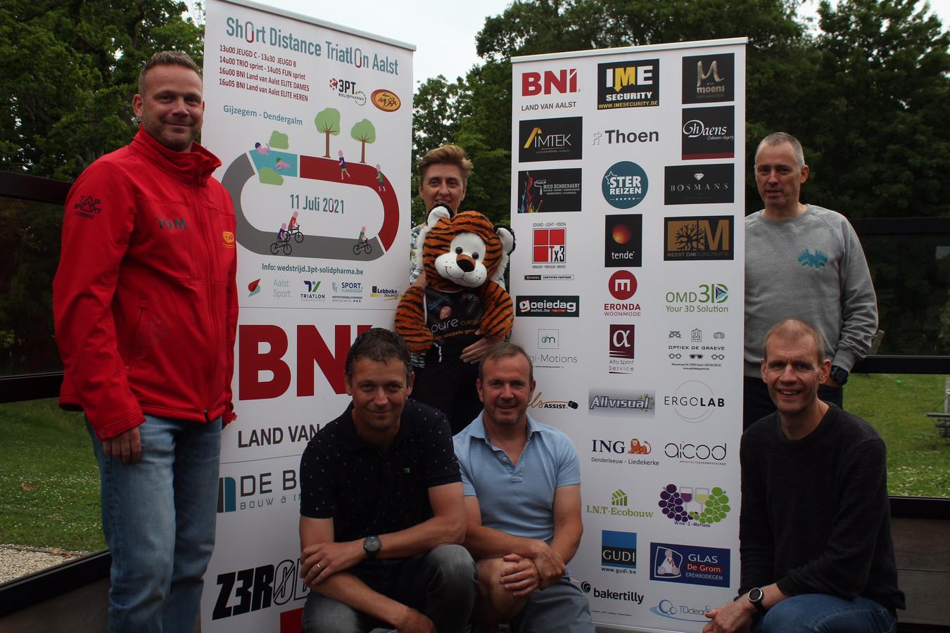 Op zondag 11 juli organiseren triatlonclub 3PT-Solidpharma en atletiekclub Alva voor de tweede maal de Aalsterse Short Distance Triatlon.