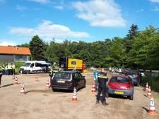 Verkeerscontrole: 18 voertuigen in beslag genomen bij Danspaleis