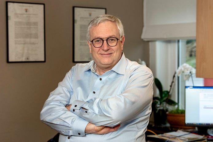 Dirk Devroey (VUB)