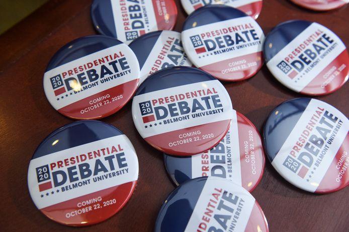 Het laatste presidentiële debat vindt plaats aan Belmont University in Nashville, Tennessee