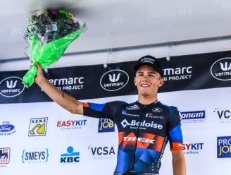 Thibau Nys snelt naar eerste profzege in Ronde van Vlaams-Brabant