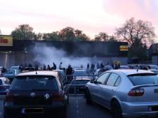 Carmeeting in Enschede verijdeld, groep trekt naar andere plek