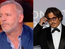 """""""J'ai failli l'écraser"""", ce chroniqueur de TPMP a foncé en scooter sur Johnny Depp"""