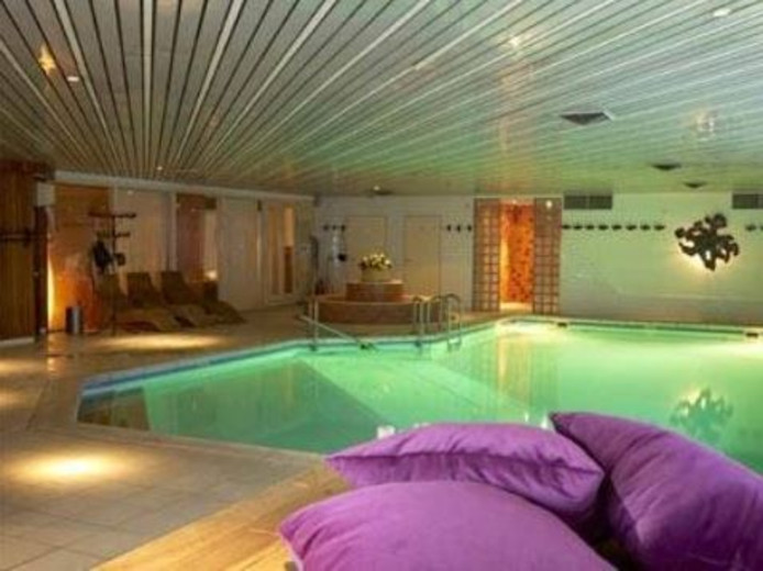 Zo zag de sauna Thermen Prinsejagt er voorheen uit.