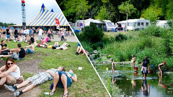 Bezoekers van Lowlands in 2013, en de campings in Frankrijk worden coronabrandhaarden