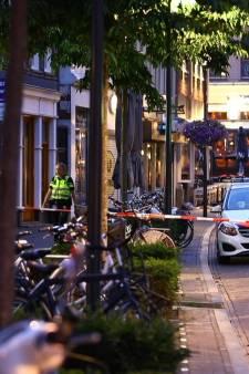 Zwollenaar schiet in drukke binnenstad om aan bedreigers te ontkomen