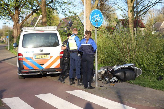 Politie onderzoekt het ongeval