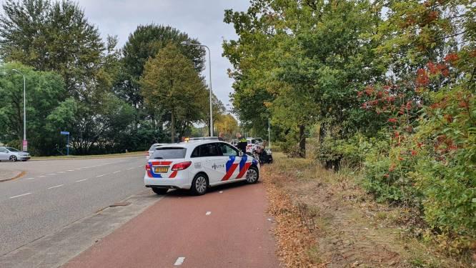 Automobilist gewond bij kop-staart botsing in Ede