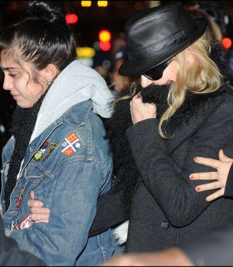 Gros chagrin pour la fille de Madonna