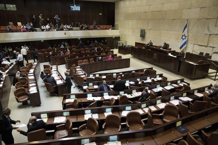 Het Israëlische parlement. Beeld anp