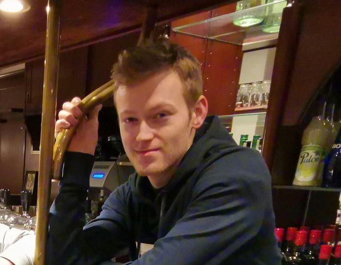 Xander De Roo (22) uit Tielt kwam om het leven bij een motorongeval.