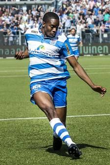 Ajax zwaait Queensy Menig en Robert Muric uit