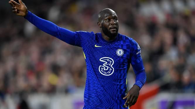 Chelsea dankzij gevleide zege bij Brentford weer alleen leider, kanon Lukaku zwijgt voor zesde match op rij