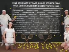 Tennisballenbingo bij TC De Wildbaan in Borculo