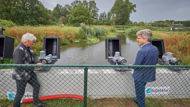 Waterschap dringt verdroging landgoed Kasteel Heeswijk terug: 'Zonder de Aa was het kasteel er niet geweest'