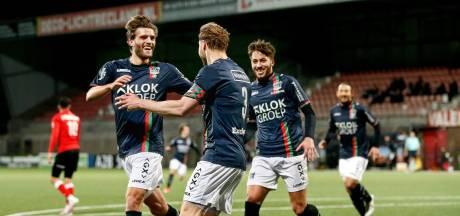 Grootste uitzege in clubhistorie NEC tegen weerloos Helmond Sport