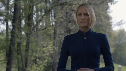 Netflix onthult wat er met Kevin Spacey gebeurt in 'House of Cards'
