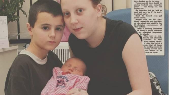 'Jongste vader van Verenigd Koninkrijk' maakte na schokkende vaderschapstest puinhoop van zijn leven