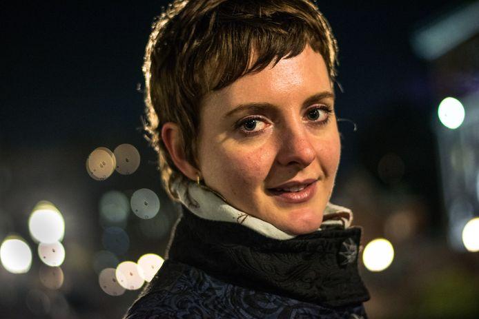 Simone Eringfeld (24) rondde drie universitaire opleidingen af in drie jaar.