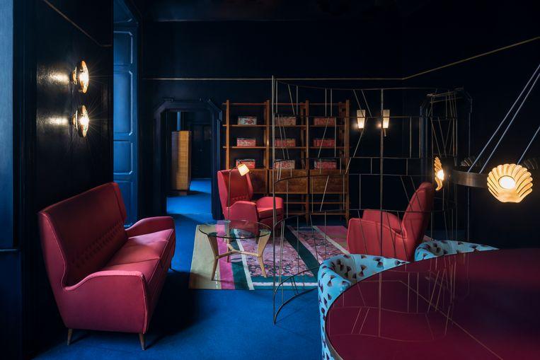 De Dimore Gallery in het Brera Design District is meer huis dan winkel. Beeld rv