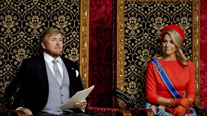 Plus de 10 millions d'euros: voici ce que gagnera la famille royale néerlandaise en 2021