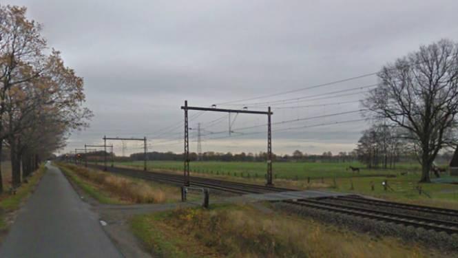 Trein schampte vrachtwagen bij Venlo, treinen rijden weer