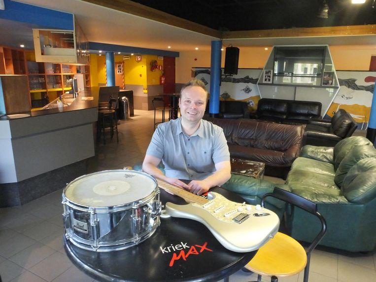 James Boone nodigt muzikaal talent uit voor de nieuwe jamsessies op woensdag en de optredens op vrijdag.