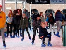 Sluise schaatsbaan open tot 6 januari
