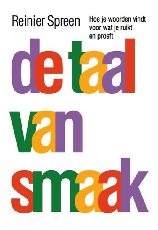 Cover van Reinier Spreens boek.