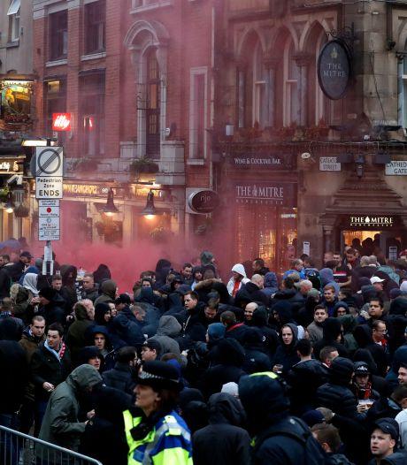 Supporters Feyenoord willen mars naar stadion in Glasgow houden